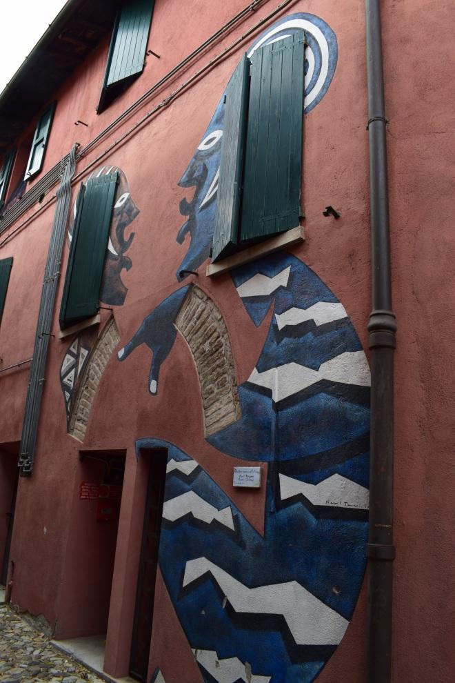 Dozza Bologna muros pintados 18