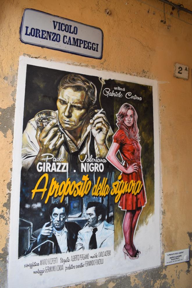 Dozza Bologna muros pintados 2