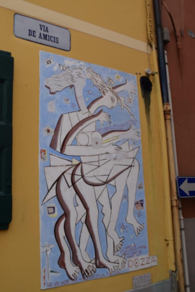 Dozza Bologna muros pintados 25