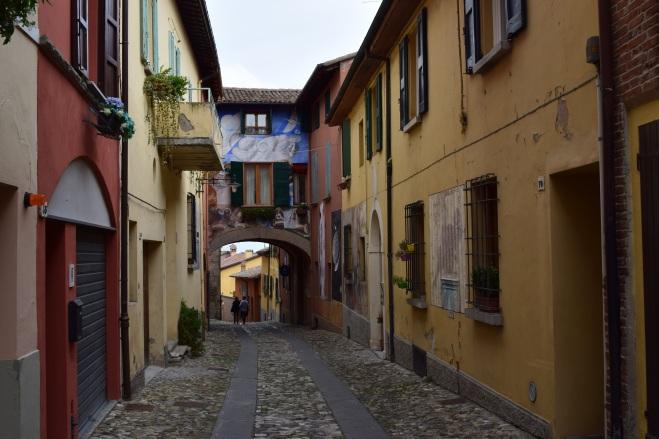 Dozza Bologna muros pintados 27