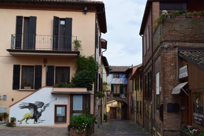 Dozza Bologna muros pintados 28