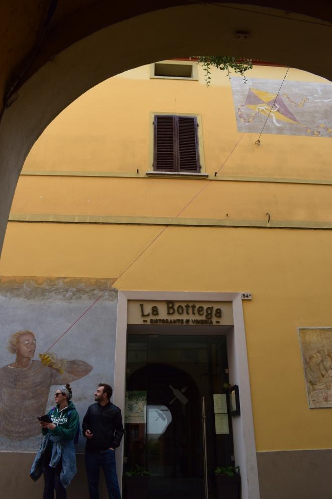 Dozza Bologna muros pintados 5