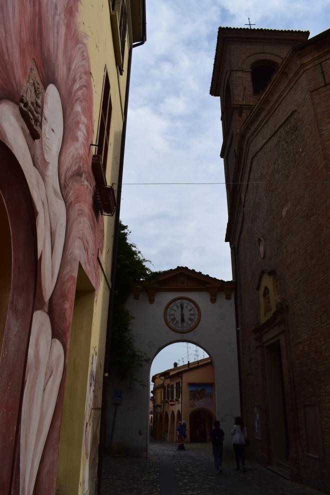 Dozza Bologna muros pintados 6