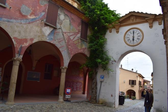 Dozza Bologna muros pintados 8