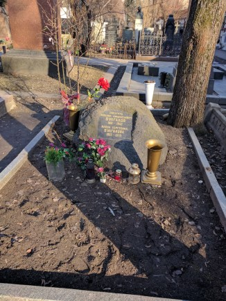 Moscou cemiterio Novodevichi bulgakov