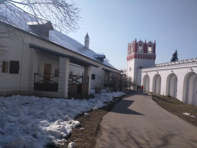 Moscou convento de Novodevichi 1
