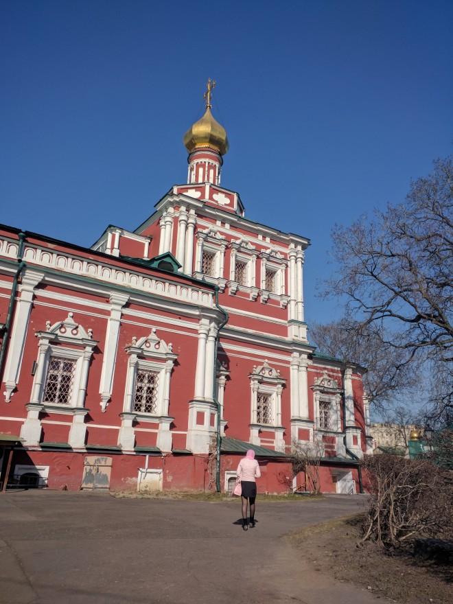 Moscou convento Novodevichi 3