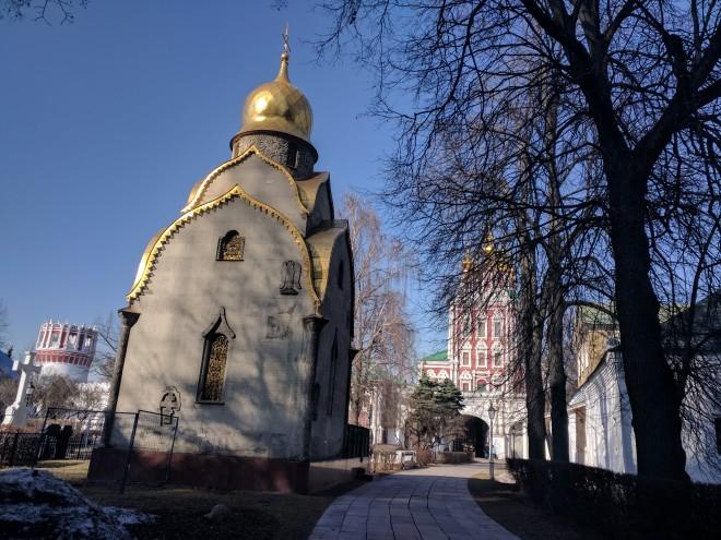 Moscou convento Novodevichi 4