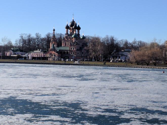 Moscou parque ostankino