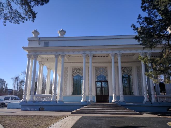 Moscou VDNKh parque exposições países comunistas pavilhão armenia