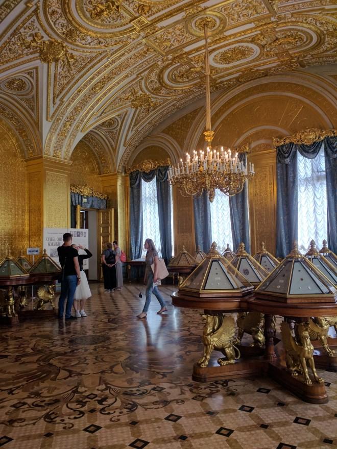 Petersburgo Hermitage alas mais modernas