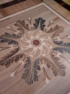 Petersburgo Hermitage chão de madeiras preciosas