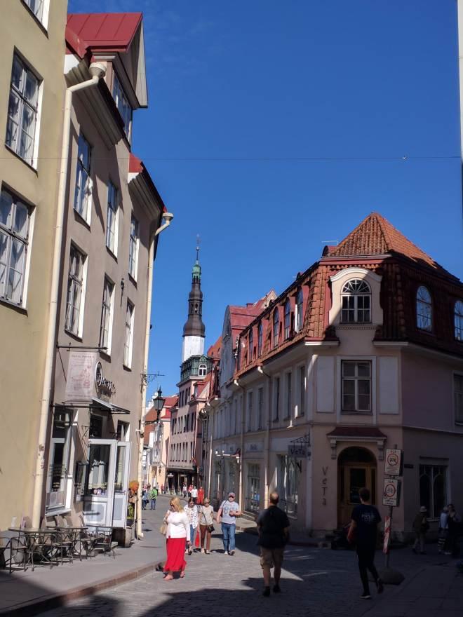 Tallinn centro historico 5