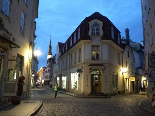 Tallinn centro historico 8