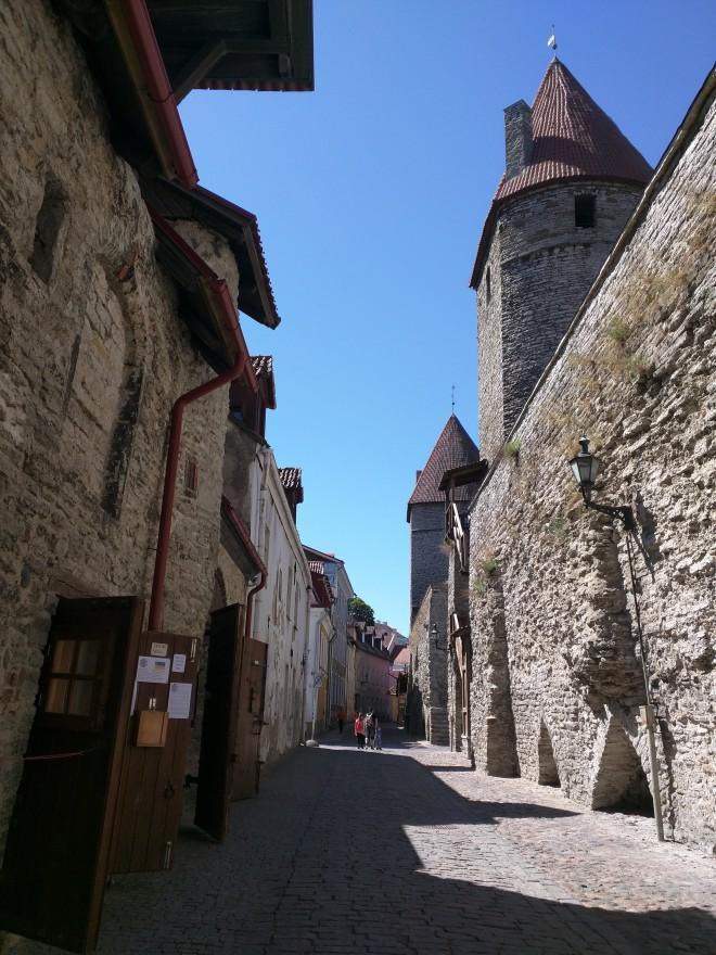 Tallinn centro historico 9