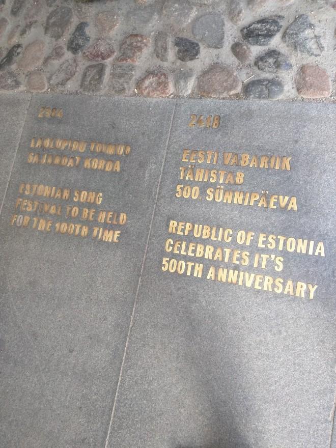 Tallinn centro historico Passagem da Bolsa