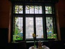 Letonia Riga Museu Art Nouveau vitrais