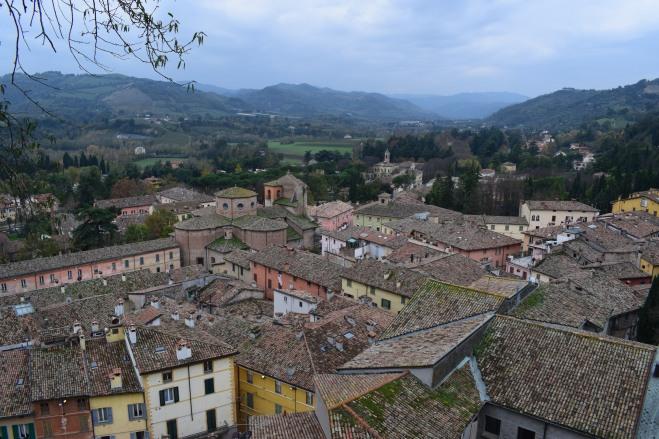Brisighella borgo italia torre relogio 3