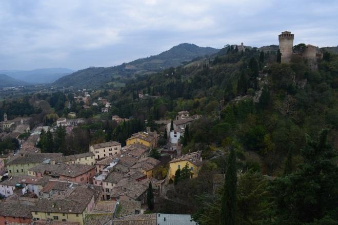Brisighella borgo italia torre relogio 5