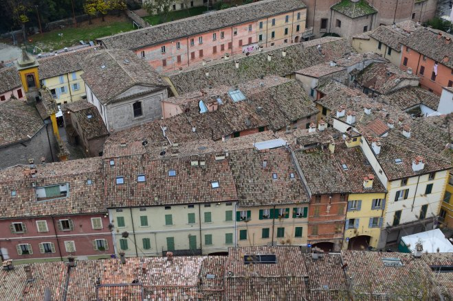 Brisighella borgo italia torre relogio 6
