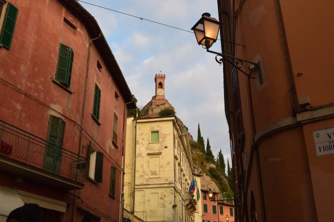 Brisighella borgo medieval italia ruas 4