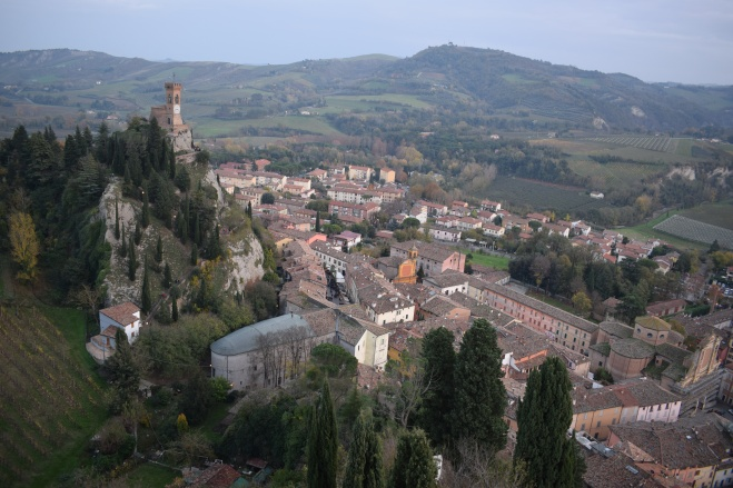 Brisighella borgo medieval rocca castelo 11
