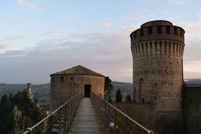 Brisighella borgo medieval rocca castelo 7