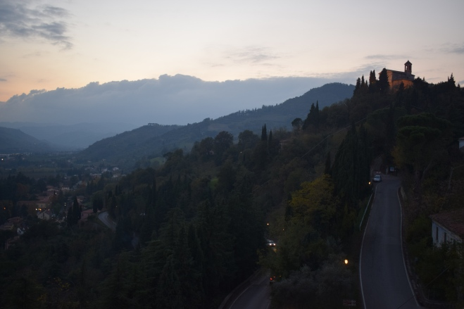 Brisighella torres Santuario del Monticino
