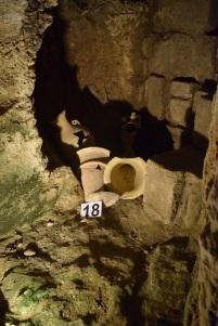 Lecce Puglia museu Faggiano vasos 2