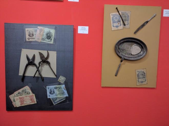 Petersburgo Pushkinskaia 10 arte não conformista instalações de arte 1