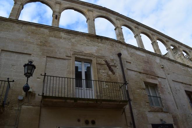 Puglia Lecce arcos