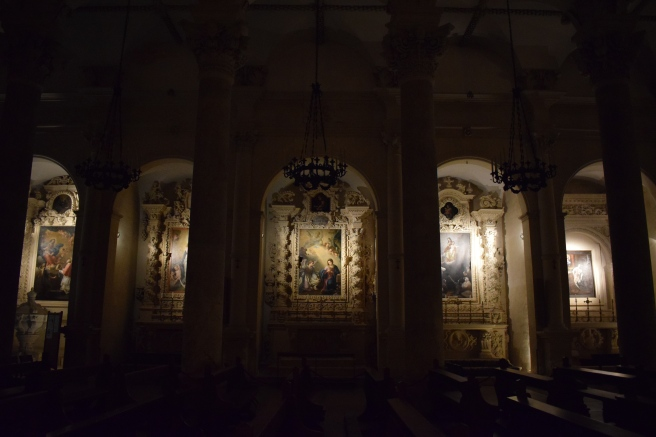 Puglia Lecce basilica santa croce 3