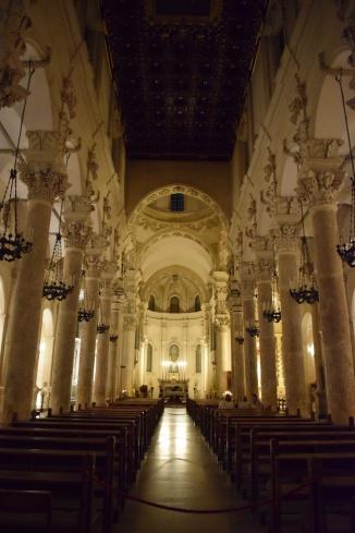 Puglia Lecce basilica santa croce