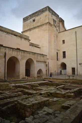 Puglia Lecce castelo 2