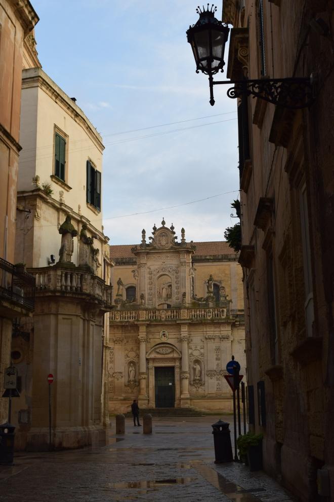 Puglia Lecce duomo 4