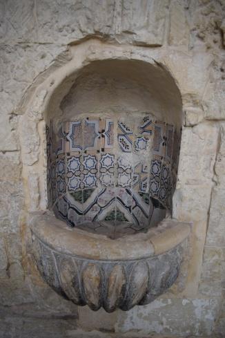 Puglia Lecce patio chiesa san Niccolo e Catualdo 3
