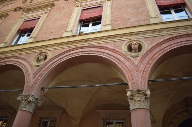 Bologna Pórticos San Stefano