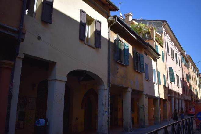 Bologna porticos pratello 2