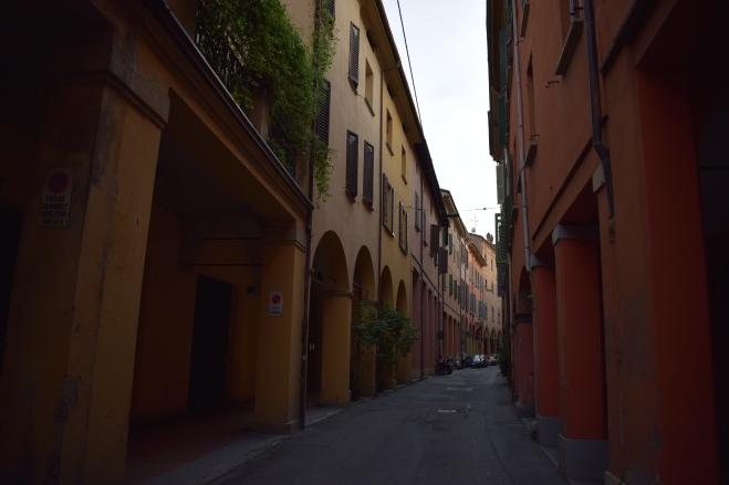 Bologna porticos ruazinha
