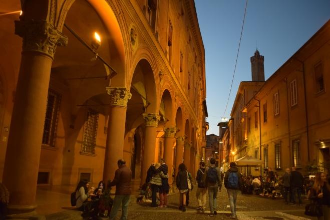Bologna porticos santo stefano 2