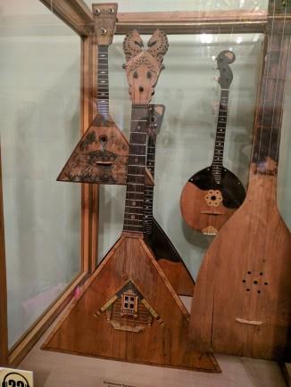 Petersburgo Noite dos Museus casa sheremetev instrumentos 2