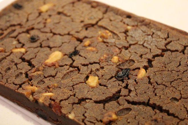 Castagnaccio torta doce pratos tipicos toscana