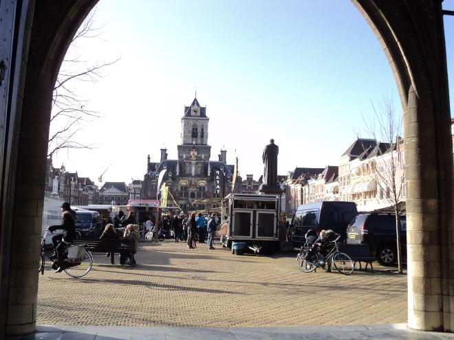 Delft cidades holanda prefeitura