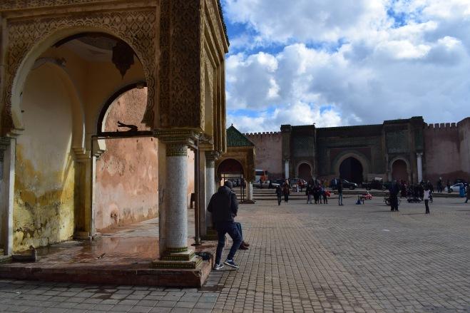 Meknes cidade imperial Marrocos 2