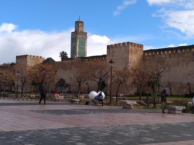 Meknes cidade imperial Marrocos 5