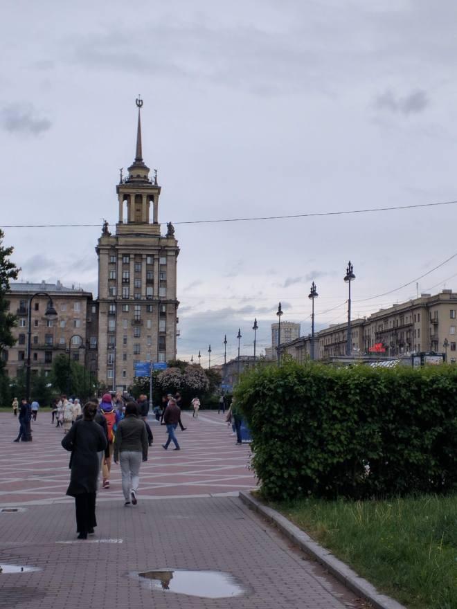 Petersburgo bairro sovietico moskovski 2