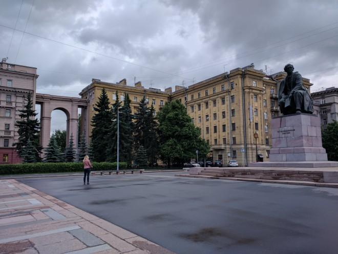 Petersburgo bairro sovietico moskovski 4