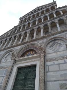 pisa catedral detalhe 2