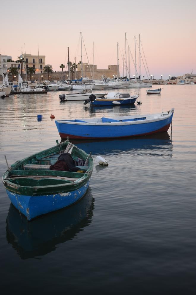 Puglia Bari porto