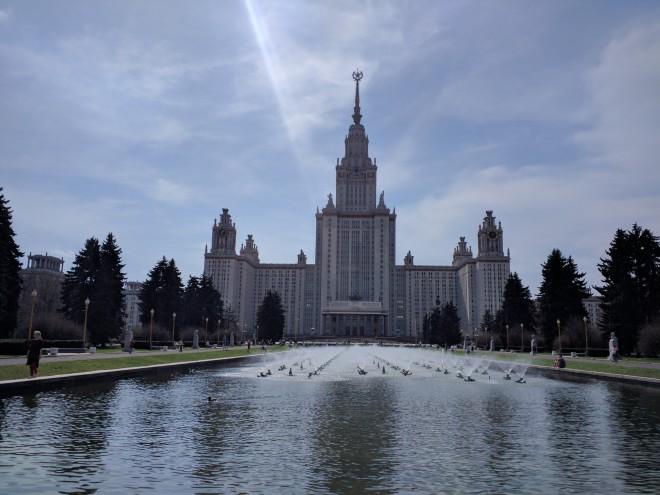 Sete irmãs arranha ceus moscou stalin universidade lomonossov 2